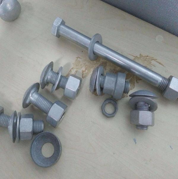 新疆鍍鋅螺栓