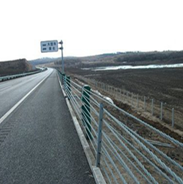 白銀公路纜索護欄