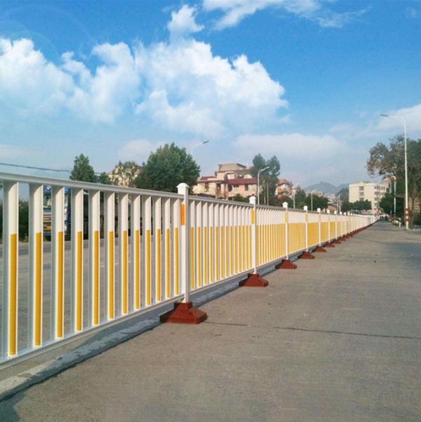 白銀市政道路防撞護欄